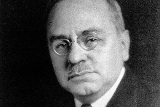 Alfred Adler - © Foto: picturedesk.com / National Library of Medicine / Science Photo Library