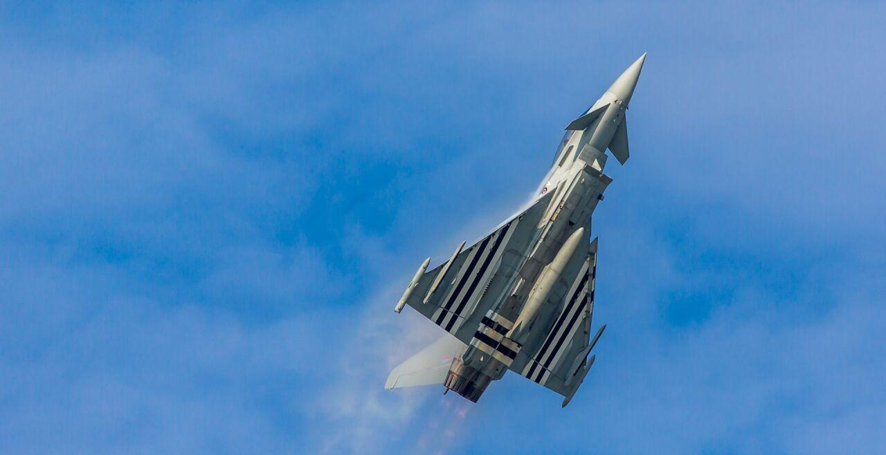 Eurofighter - © Foto: Pixabay