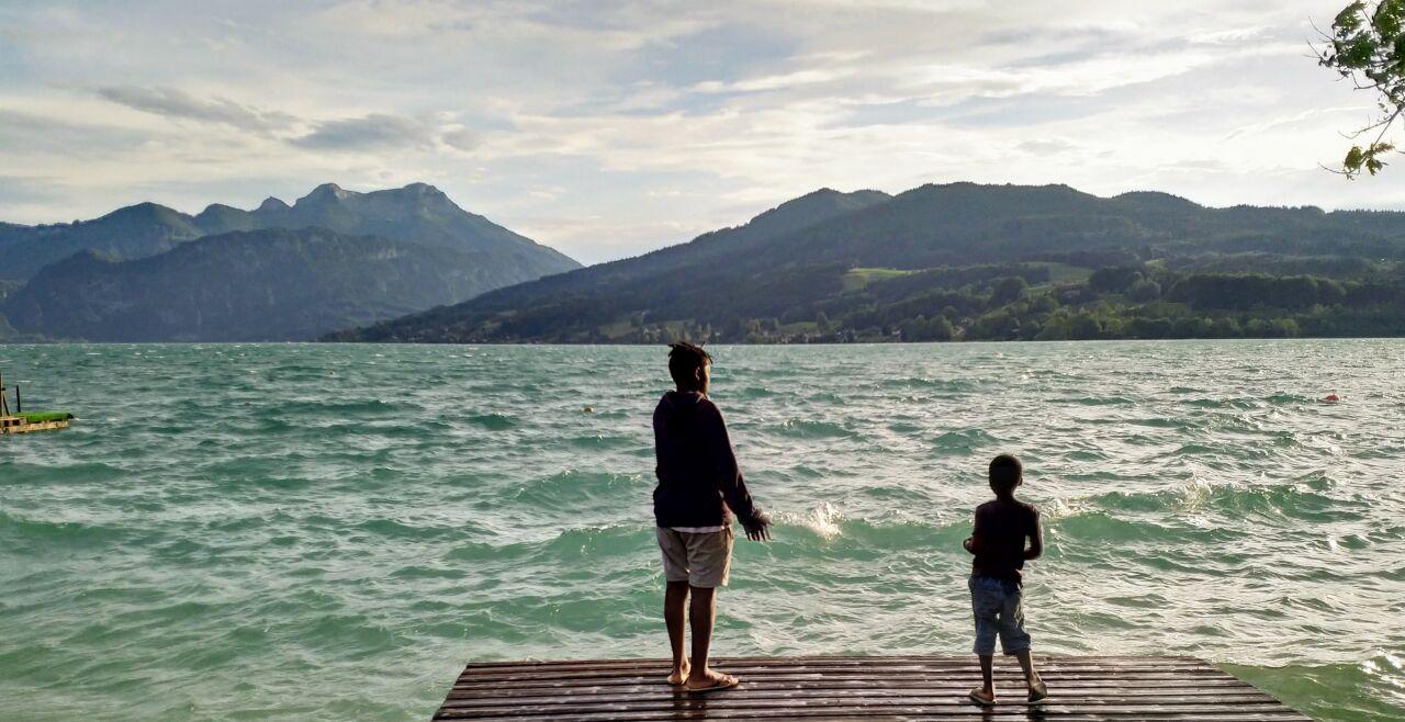 Weiße Eltern Schwarze Kinder Gertraud Klemm - © Foto: Privat