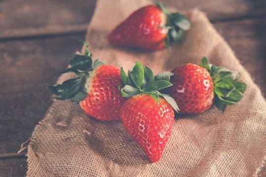Fasten Erdbeeren - © Foto: Ylanite Koppens / Pixabay