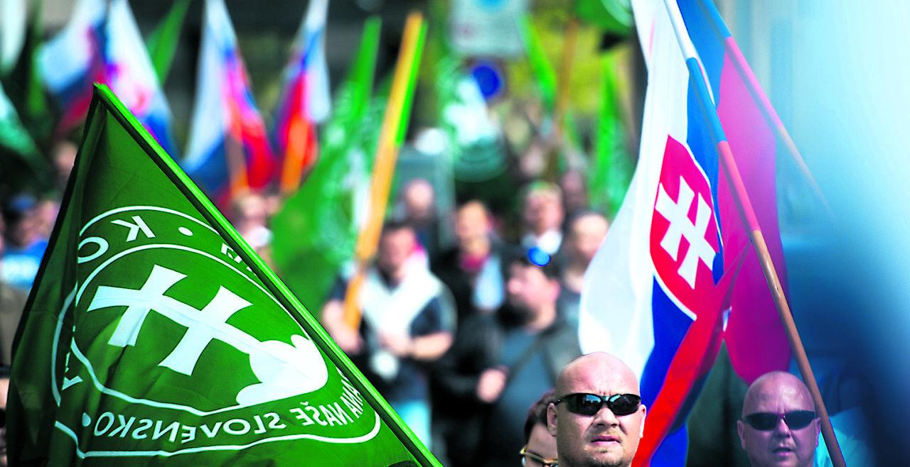 Slowakei Partei - © APA / AFP / Vladimir Simicek