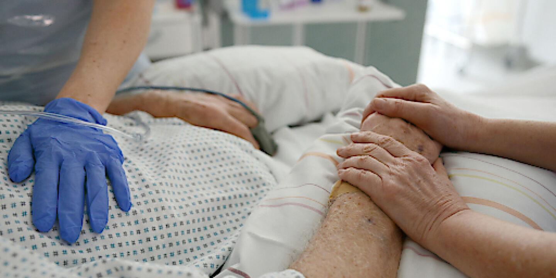 Sterbehilfe, Euthanasie, assistierter Suizid - © FOTO: APA/dpa/Patrick Seeger