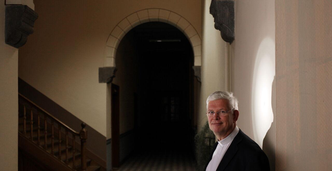 Tommy Scholtes - Tommy Scholtes, Sprecher der belgischen Bischofskonferenz - © Foto: Alexander Stein
