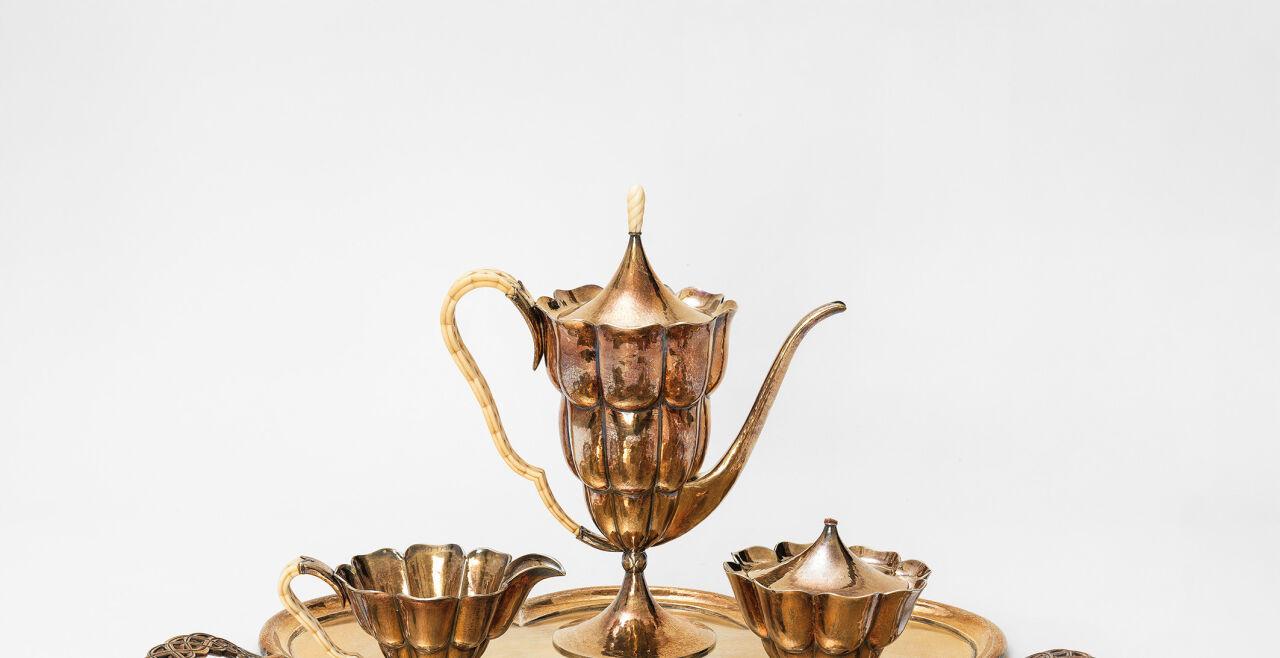 Kaffeeservice - © Foto: © Otto Prutscher Archiv, Baden/Peter Kainz