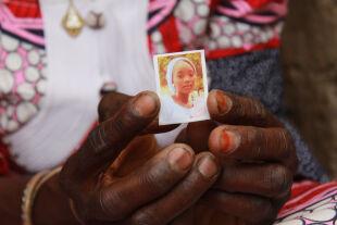 Edna OBrien Das Mädchen - © Foto: APA/AFP/Audu Ali Marte