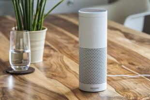 Amazon Alexa Echo - © Foto: iStock/seewhatmitchsee