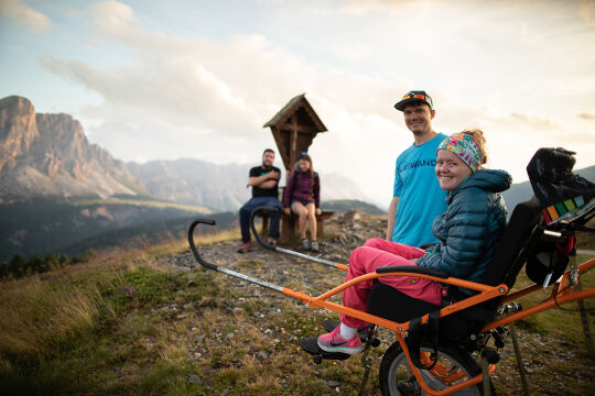 Sarah Braun ALS - © Foto: Markus Frühmann