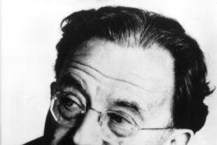 Erich Fromm (1900-1980) - © Foto: picturedesk.com / Ullstein Bild
