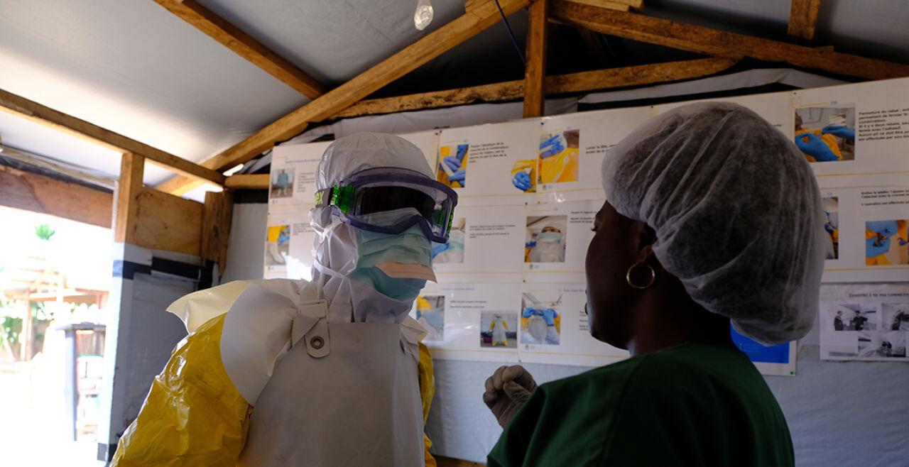 Marcus Bachmann Ärzte ohne Grenzen Afrika - © Foto: Samuel Sieber/MSF