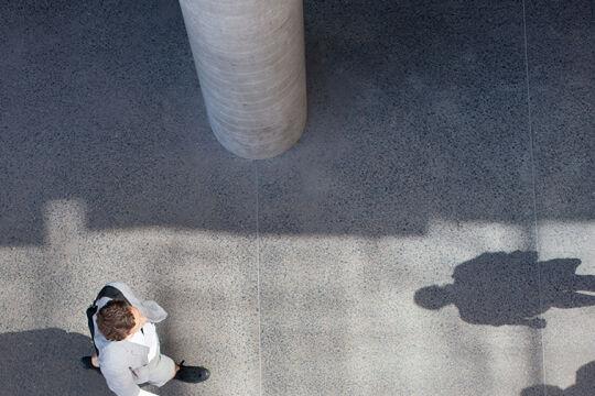 Lob der Distanz - © Foto: iStock / Tom Merton