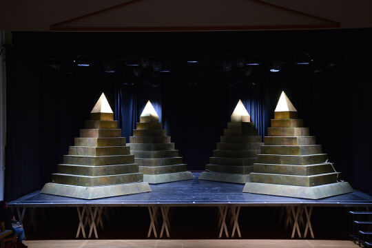 Corona Laientheater Absage Musical  - © Foto: C. A. Fath