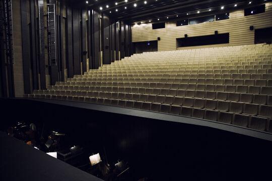 Theater - © Foto: iStock/baytunc