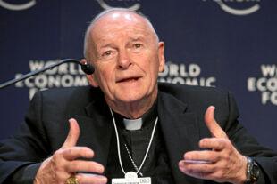 mccarrick - © Wikipedia / World economic forum - Theodore McCarrick, Der Alterzbiuschof von Washington D.C. ist heute weder Kardinal noch Priester mehr