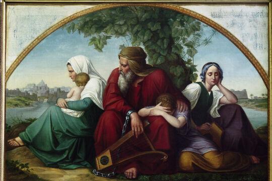 das Babylonische Exil, Kultlosigkeit - © Foto: picturedesk.com / akg-images