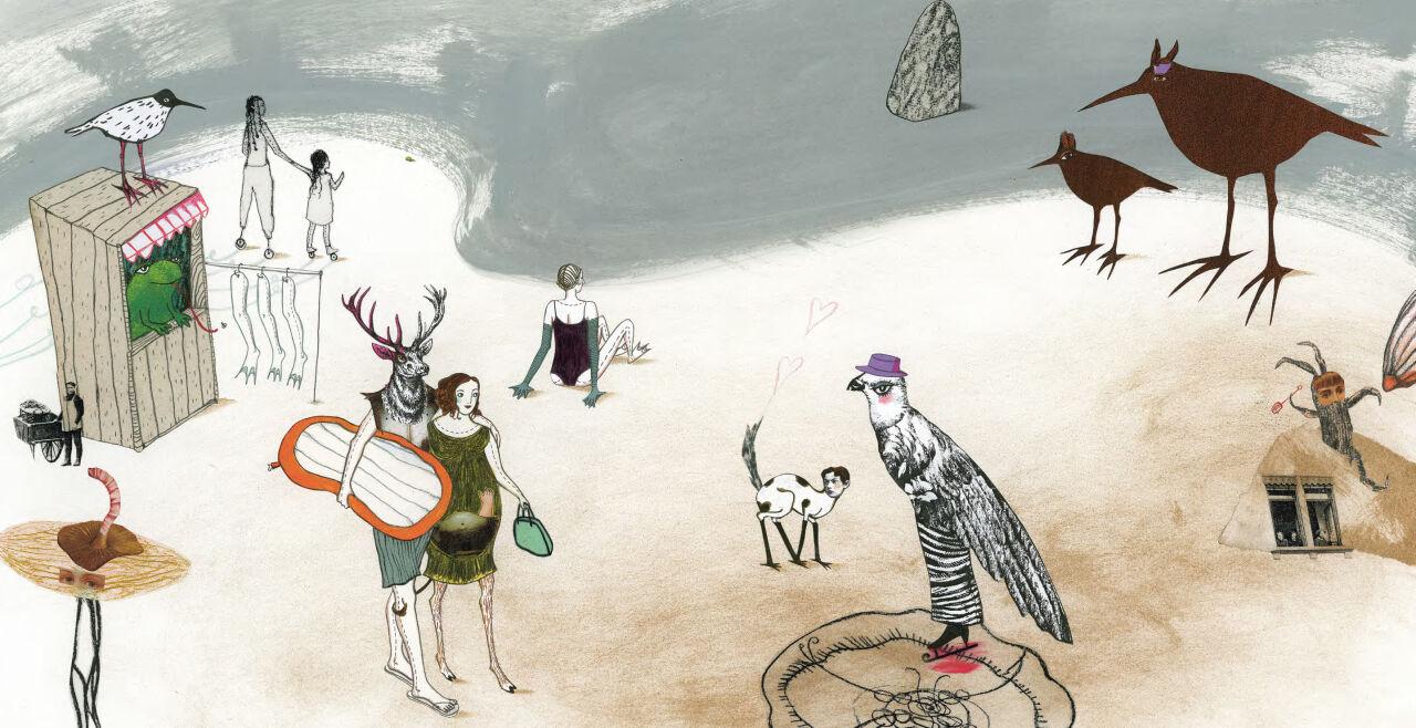 Illustration SudM - © Stefanie Harjes