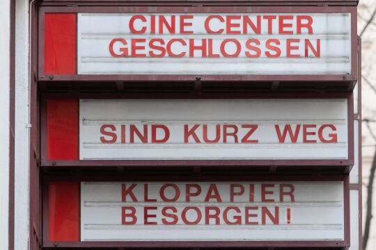CineCenter - © Foto: picturedesk.com / Martin Juen / SEPA.Media
