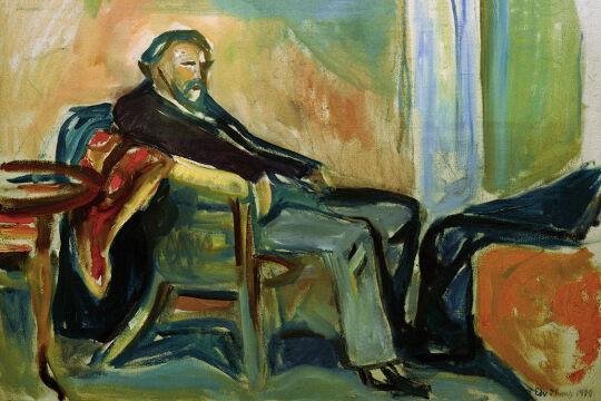Edvard Munch - © Foto: picturedesk.com / akg-images