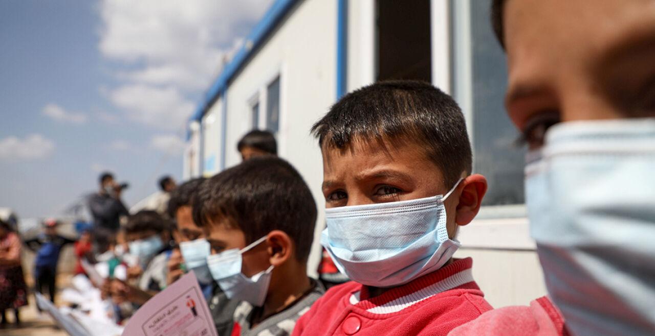 Idlib - © Foto: APA / AFP / Aaref Watad