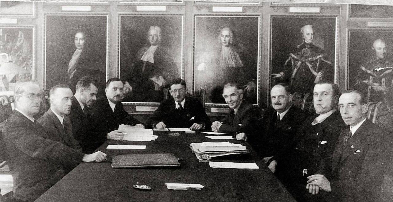 Gründer der Volkspartei - © Foto: picturedesk.com / Christian Skrein / Imagno