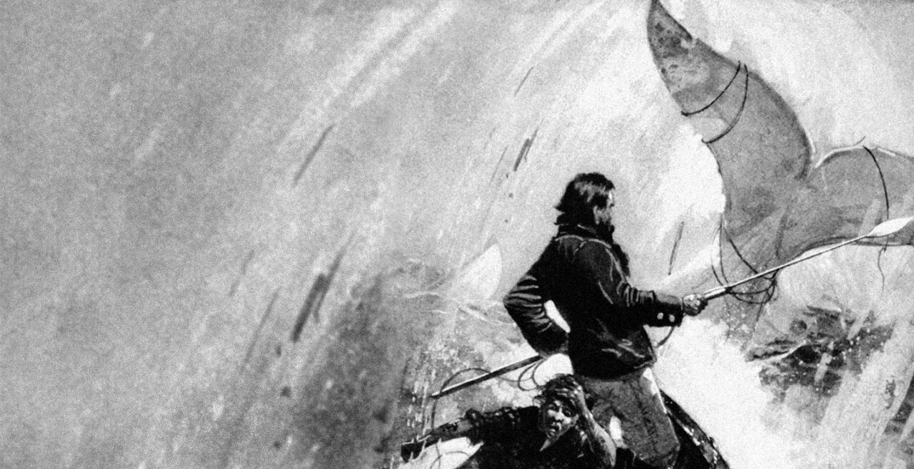 Moby Dick - © Foto: Getty Images / Bettmann Bearbeitung: Rainer Messerklinger