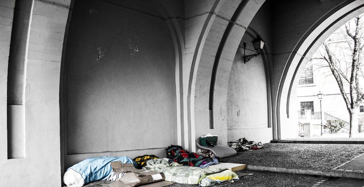 Obdachlos - © Foto: Pixabay