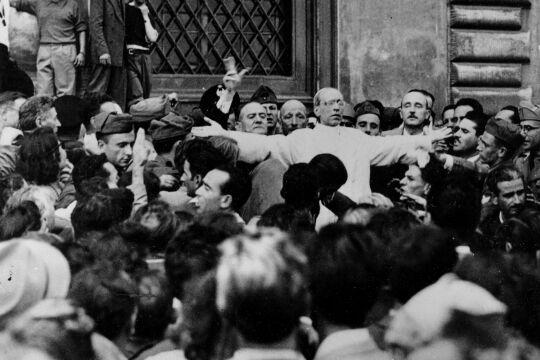 Pius XII - © Foto: picturedesk.com  / AP1943 / AP