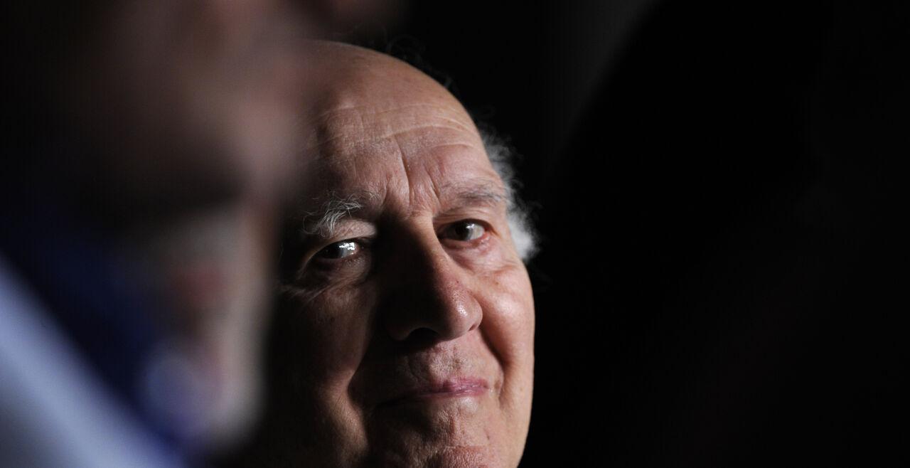 Michel Piccoli - © Foto: APA/AFP/Anne-Christine Poujoulat