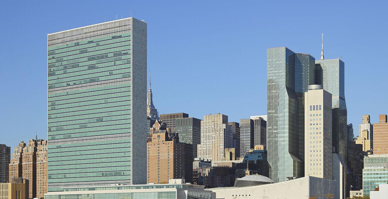 UN Headquarters - © Foto: iSotck / S. Greg Panosian
