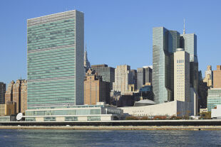 UN Headquarters - © Foto: iSotck / S. Greg Panosian
