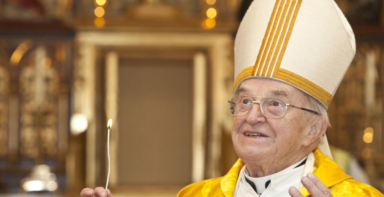 Bischof Johann Weber - © Foto: Gerd Neuhold / Sonntagsblatt