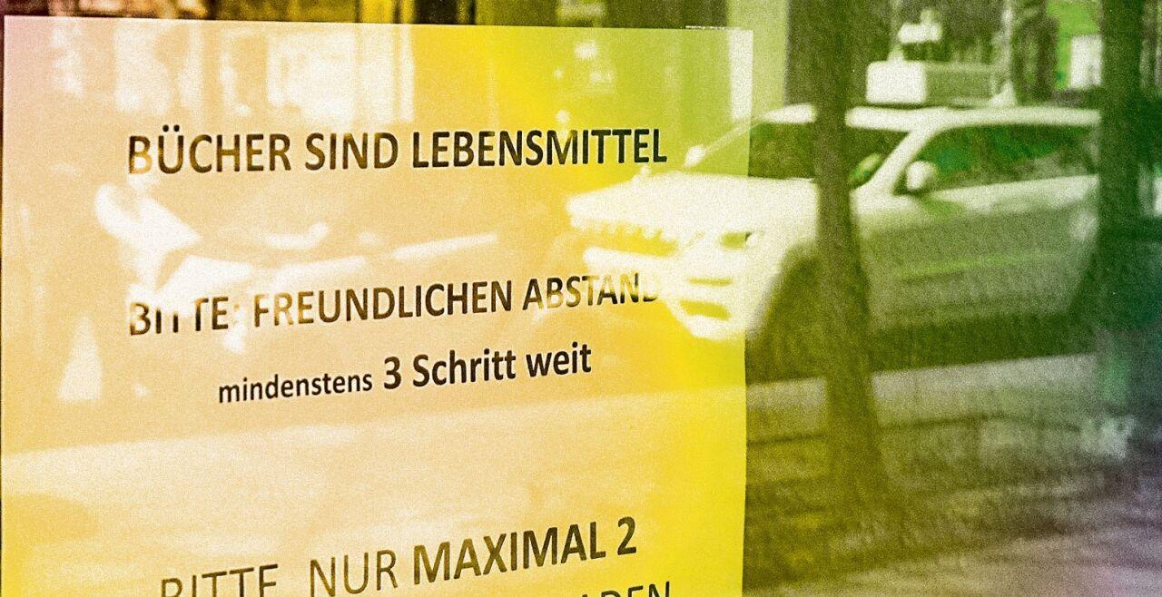 Buchladen - © Foto: Wolfgang Schwens
