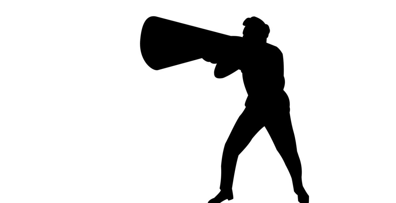 Megaphon - ©  Blake Bartlett / Pixabay