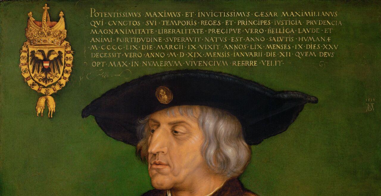 Maximilian 1 - © Foto: gemeinfrei