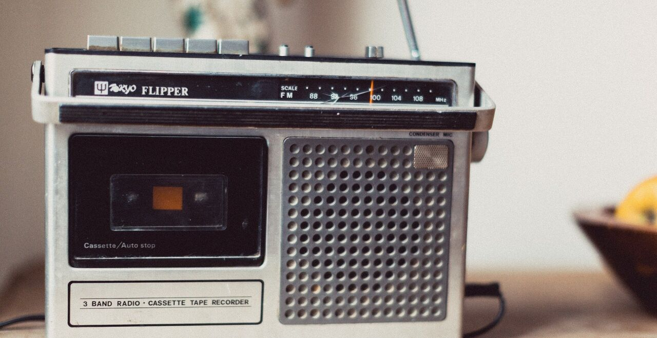 Radio retro - © fancycrave1 / Pixabay