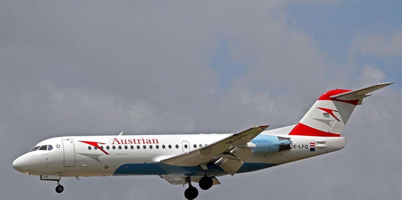Austrian Airlines - © Foto: Ken Fielding (cc)