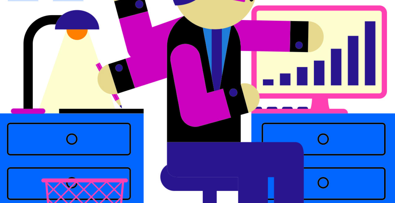 Arbeit Büro - © Foto: iStock/TeamOktopus