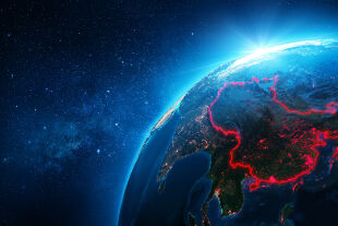 China Wall - © Foto: iStock/RomoloTavani
