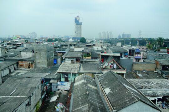 Stadt in Indonesien - © Yanis Ladjouzi / Pixabay