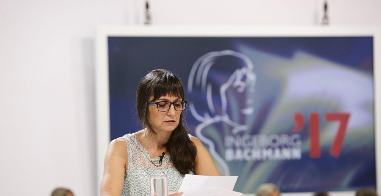 Bachmann Preis Karin Peschka - © Foto: ORF / Puch Johannes
