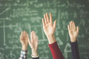 """Motivation! - Das Bild vom """"geborenen Lehrer"""", der von vornherein weiß, wie guter Unterricht funktioniert, ist überholt. Es geht auch um Kompetenzen wie Classroom-Management, die man lernen kann. - © iStock/seb_ra"""