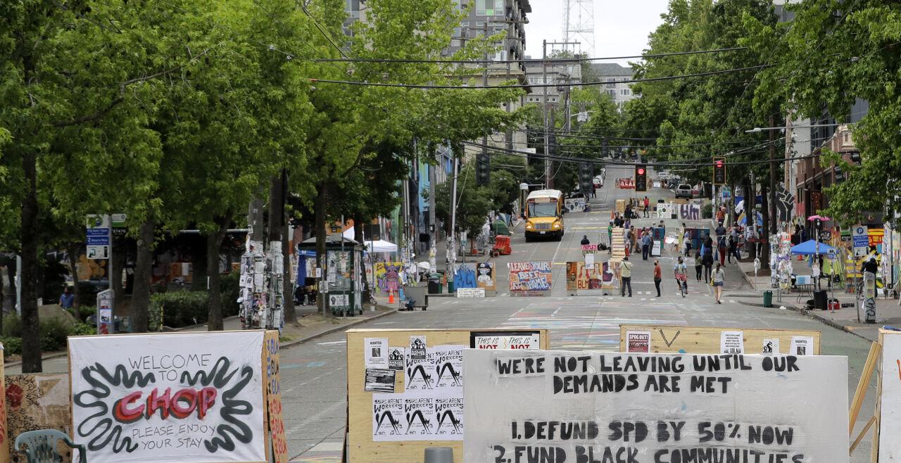 Seattle - © Foto:  picturedesk.com / Ted S. Warren / AP