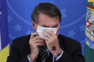 Bolsonaro - © Foto: APA / AFP / Sergio Lima