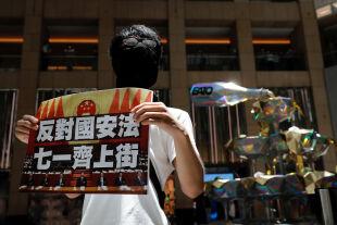 Hong Kong - © Foto: picturedesk.com / Tyrone Siu / Reuters