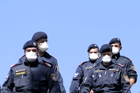 Polizei - © Foto: APA / Hans Klaus Techt