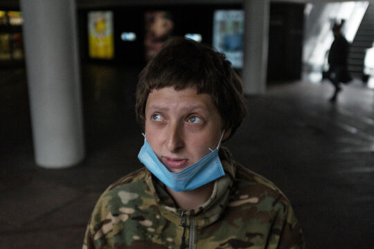 Kiew poor - © Foto: Alexander Chekmenev, n-ost