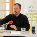 Bernd Hagenkord - Der deutsche Jesuit (Jahrgang 1968) leitet seit Oktober 2009 die deutschsprachige Abteilung von Radio Vatikan. - © Kathbild / Rupprecht