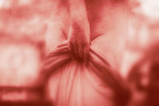 Menstruation Periode - © Foto: iStock / flyparade (Bildbearbeitung: Florian Zwickl)