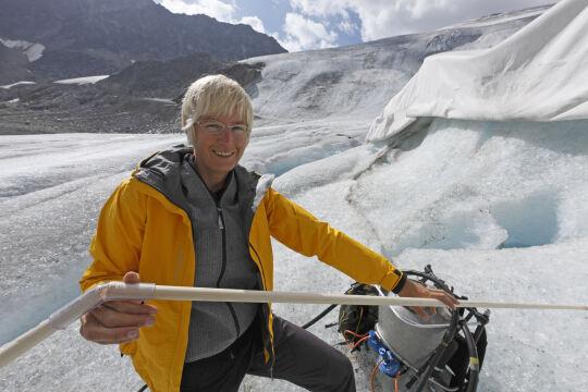 Gletscher - © Foto: Frieder Blickle / laif / picturedesk.com