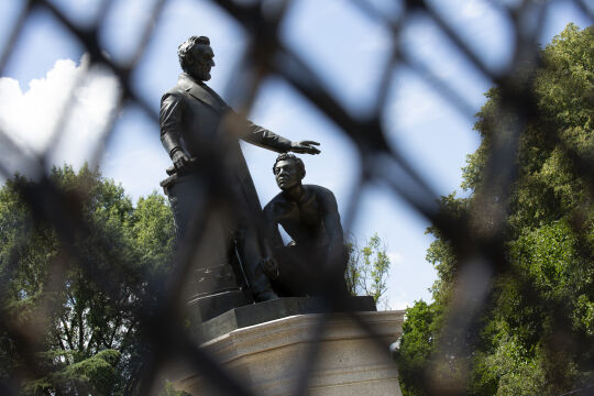 Emancipation Memorial - © Foto: MediaPunch / Action Press / picturedesk.com