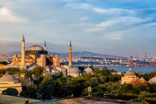 Hagia Sophia - © Foto: iStock / damircudic